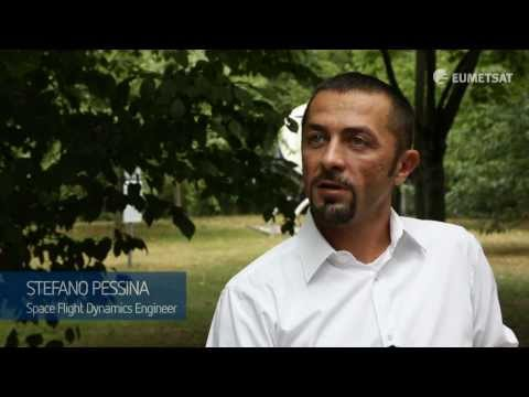 Working Experiences - Stefano Pessina, Flight Dynamics Engineer