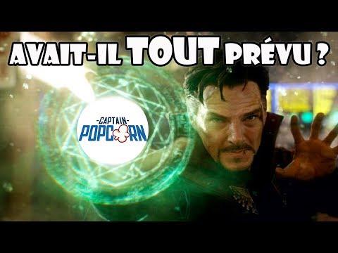 AVENGERS 3 et 4 : le Docteur Strange avait-il tout prévu ?