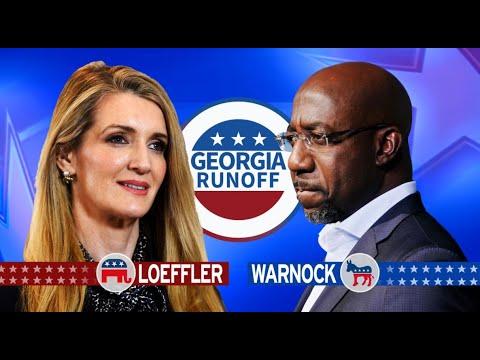 Georgia Senate Debate Live: Sen. Kelly Loeffler, Raphael Warnock in Atlanta Press Club debate series