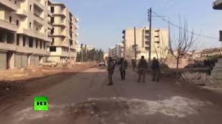 Турция объявила о взятии города Африн на северо-западе Сирии
