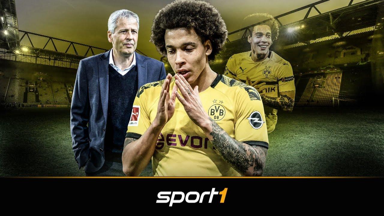 Witsels zwei Gesichter: Welches zeigt er gegen Frankfurt? | SPORT1