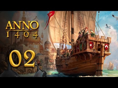 Let's Play Anno 1404 (Dawn of Discovery) - 2