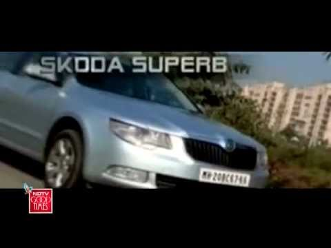 SKODA Superb - Design and Handling
