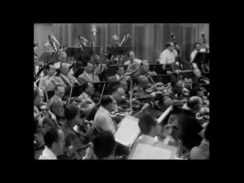 Ferenc Fricsay rehearses and conducts Smetana`s Moldau