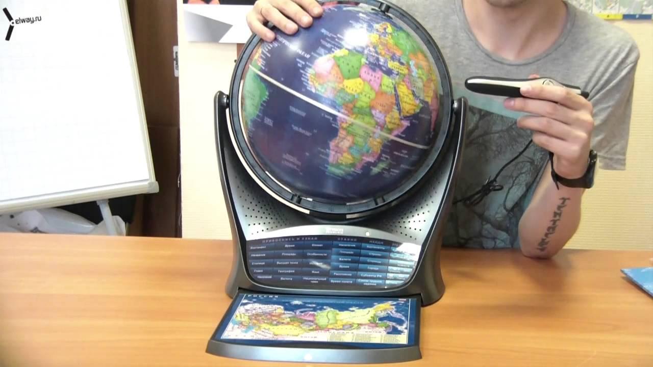 Описание, характеристики, фотографии, цена и отзывы владельцев интерактивный глобус oregon scientific sg18 oregsg18.