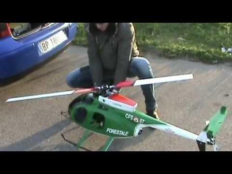 Volo Elicottero Rc Corpo Forestale Delle Stato Youtube