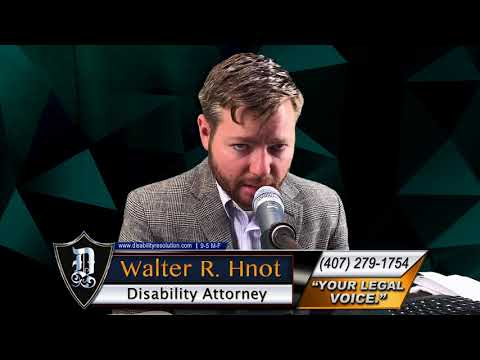 815: How Many Administrative Law Judges Does Arizona Have For SSDI And SSI Claims? Walter Hnot