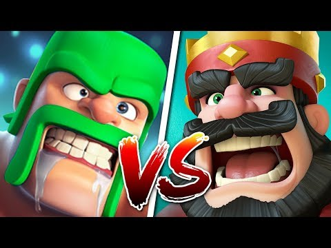 Which Game Makes More $$? Clash Of Clans Vs Clash Royale - How Much Money Do They Make? | Clash 2018