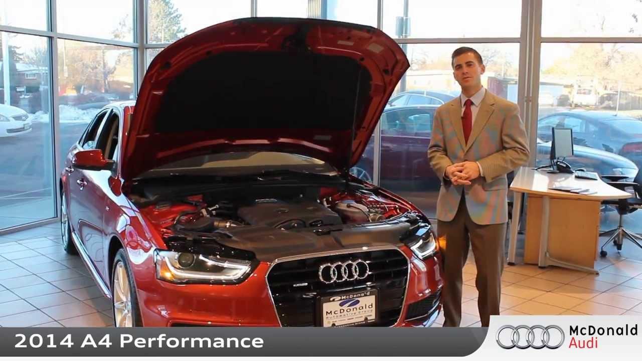 Audi A Review McDonald Audi YouTube - Mcdonald audi
