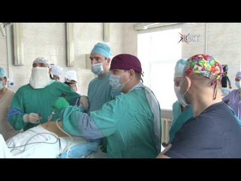 Бариатрическая хирургия в Воскресенске! Мастер-класс во 2-й районной больнице