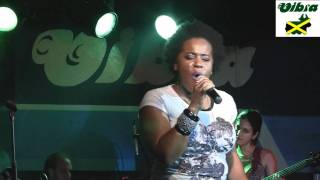 [10/15] Etana & Dub Akom Band - Rastaman Chant , Rivers Of Babylon- Live @ Vibra 11-11-2011