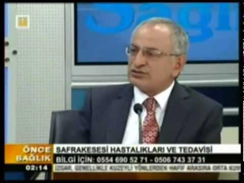 Safra Kesesi - Prof. Dr. Hasan Taşçı - Ülke Tv - Önce Sağlık