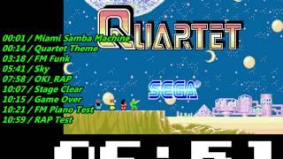 Sega Quartet Soundtrack