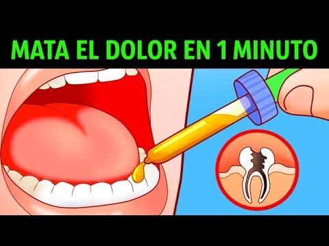 10 Maneras De Aliviar Un Dolor De Muelas En Un Minuto Youtube
