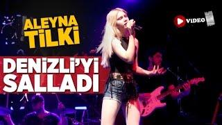 Aleyna Tilki Denizli'yi salladı - Denizli Haber - HABERDENİZLİ.COM