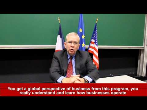 Université Nice MBA Faculty Robert Nickerson
