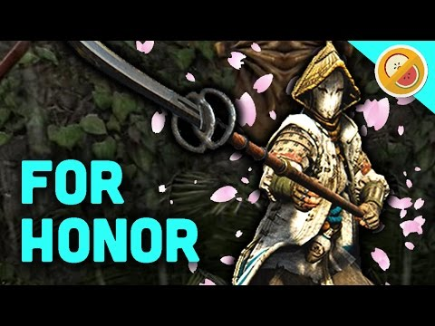 NOBUSHI DIDN'T ASK FOR THIS! - For Honor Gameplay