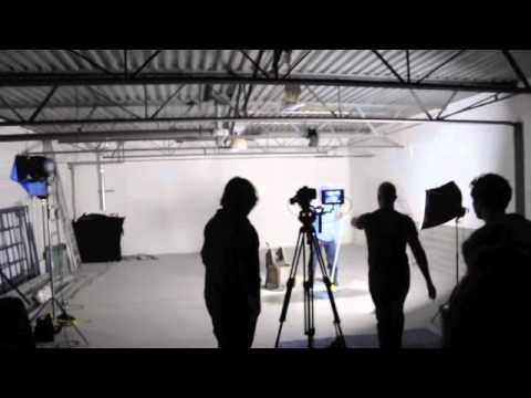 Tournage du clip Get Crazy de Belibairty / Making-of Belibairty video Get Crazy