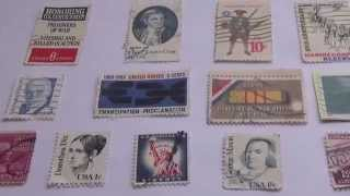 History In Postage Stamps
