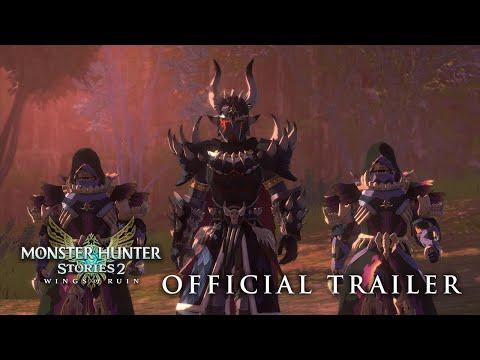Monster Hunter Stories 2 – Summer Game Fest Trailer