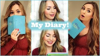 Reading My Old Diaries & Song Journal! First Love, Kiss & More | Jackie Wyers Thumbnail
