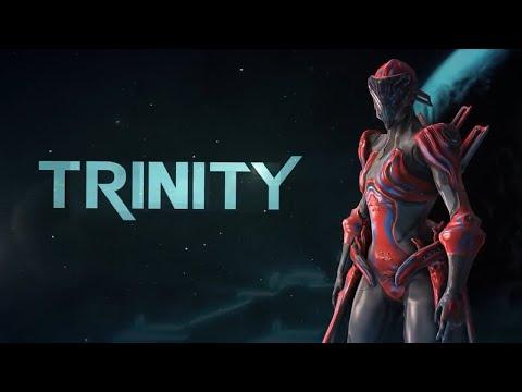 [Warframe Profile] Trinity | The healer, the equalizer.