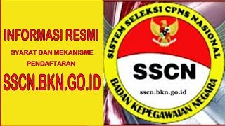 Download Video SSCN.BKN.GO.ID MP3 3GP MP4