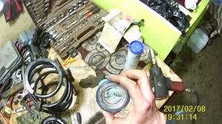 Замена передних и задних стоек тойота камри V50 часть 1