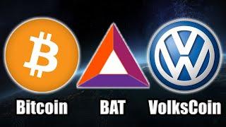 A 2019 Bitcoin Bull Market 📈 Is Likely Starting | Basic Attention Token Major Update | Volkswagen