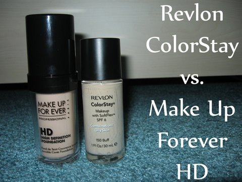 Make Up For Ever HD - by Bethany