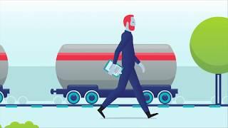 Ovinto Rail Supply Chain Optimization