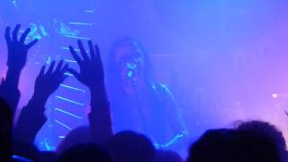 WATAIN Opus Dei The Morbid Angel [Live 2016 Paris]