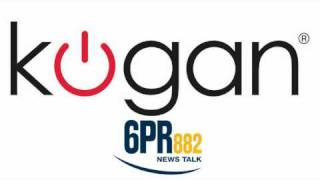 Ruslan Kogan discussing the online GST debate - 6PR (05/01/2011)