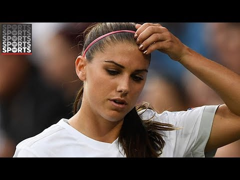 US Women's Soccer Star Kicked OUT Of…Disney World?