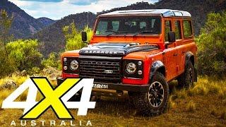 Land Rover Defender 110 Adventure | Road test | 4X4 Australia