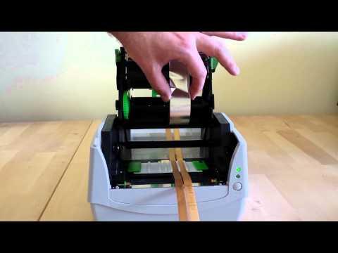 Ribbon Printing Machine - Express Printer