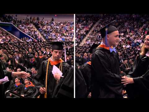 UMass Lowell 2014 Morning Commencement Francis College of Engineering Bachelors Degrees (11:37)
