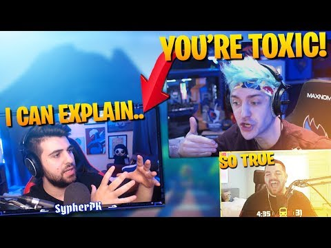 Ninja CALLED ME OUT For THIS! (My Response) - Fortnite Battle Royale