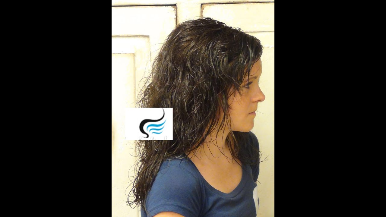 Hair Styles With Long Layers: How To Style (Curly Medium Length) Layered Hairstyles