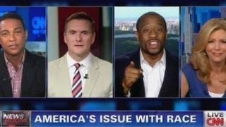 N*gger! Cracker!! Explosive CNN Panel Dedicates Whole Show To Discuss These Racist Words
