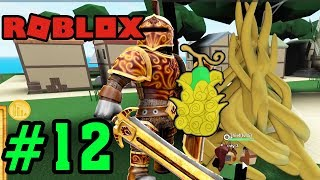 🌟SIÊU LUCK BUYING 1 TIMES STRUCK the MONSTER GOLD | Roblox Steve's One Piece episode 12