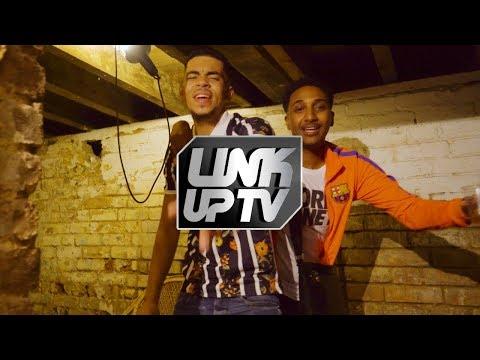 Gabz X Dvnchy (MTF) - Hard Way [Music Video] Link Up TV