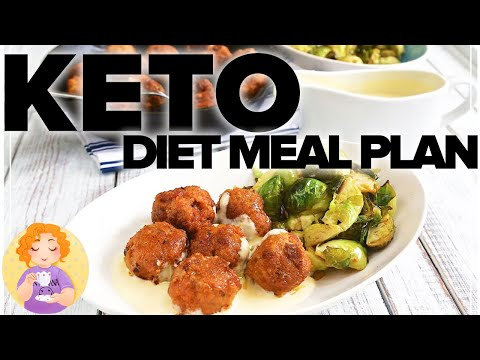 keto-diet-meal-plan-||-chorizo-meatballs-recipe-with-buttered-sprouts