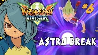 Inazuma Eleven Strikers! [EU] Episode 6: VS Alius Academy!