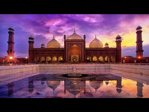 Badshahi Mosque, Asian Historical Architecture Badshahi Mosque, Lahore, Pakistan .