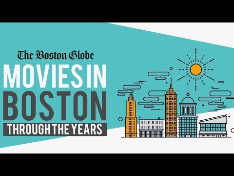 Boston Movies Throughout the Years