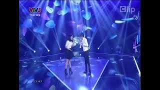 [Live] Quay Về Trong Mơ - Bùi Anh Tuấn ft. Thảo My @ Liveshow 5 Giọng Hát Việt Nhí 2014