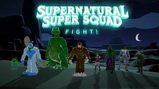 Supernatural Super Squad Fight! Pocket Edition