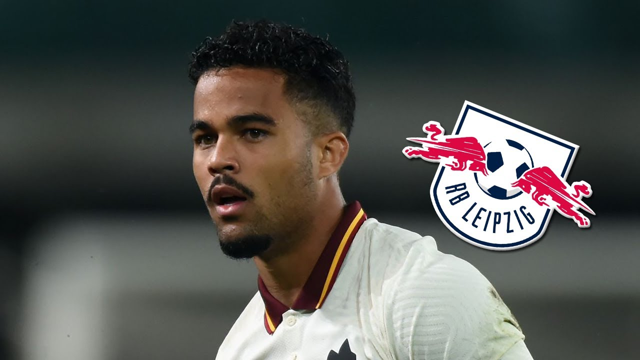 Download JUSTIN KLUIVERT • RB Leipzig • Goals & Skills