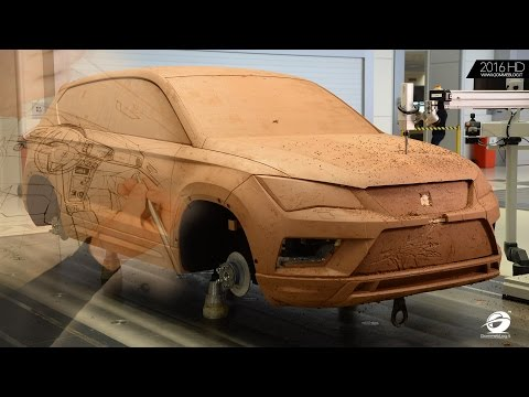 A car in 1400 days: Car Design Process at SEAT